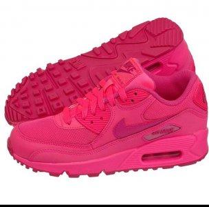 air max damskie różowe allegro