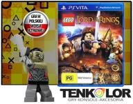 LEGO WŁADCA PIERŚCIENI LORD OF RINGS PS VITA PL