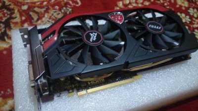 MSI GTX 760 TF 2GB OC - fabryczne GWARANCJA