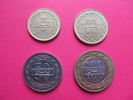 BAHRAJN - 5, 10, 50 i 100 fils 1992-1995