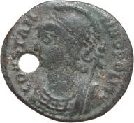 Konstantyn I Wielki 307-337, follis 334-335, Sisci