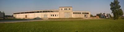Hala przemysłowa 1400m + 1,5ha gruntu