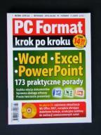 PC FORMAT KROK PO KROKU WORD EXCEL + CD