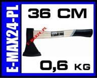 SIEKIERA BST TOPOREK 0,6 kg trzon 360 mm