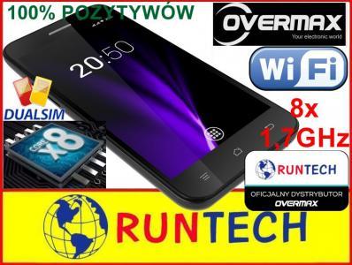 TELEFON SMARTFON OVERMAX VERTIS YARD 8 RDZENI 13MP