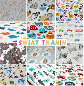 Tkaniny Materialy Bawelna Wzory Minky Nowosci 6177956987 Oficjalne Archiwum Allegro