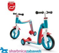 Highwaybaby PLUS 2w1 hulajnoga i rowerek 1+