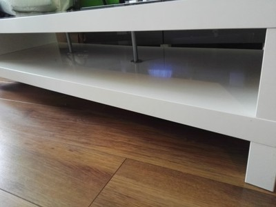 Stolik Pod Tv Stolik Kawowy Ikea Lack Biały 6894021096