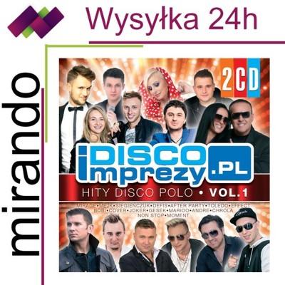 DISCO IMPREZY VOL.1 - 2CD