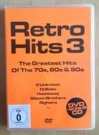Retro Hits 3. 70' 80' 90', DVD+CD, Disco Hits!