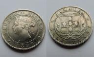 JAMAICA HALF PENNY 1899