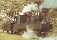 KOLEJE --- PAROWÓZ Tx - FELDBAHNEN -- 1982