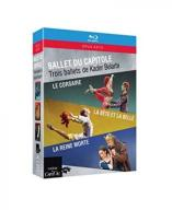 Ballet du Capitole Trois ballets de Kader Belarbi