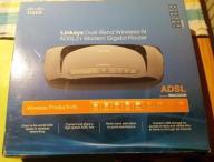 Router Cisco WAG320N Gigabit 5GHz