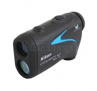 Dalmierz laserowy Nikon Coolshot 40i kąt WAW