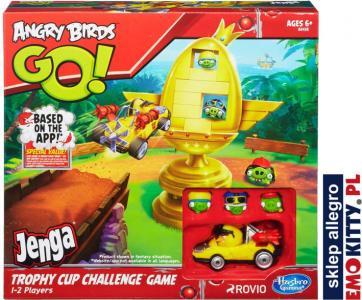Gra Trofeum Puchar Wyzwan Angry Birds Go Jenga 4546237253 Oficjalne Archiwum Allegro