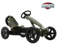 BERG Gokart Jeep Adventure