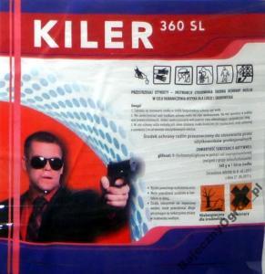 KILLER 360SL 20L NISZCZY CHWASTY ZAMIENNIK ROUNDUP