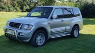 Mitsubishi Pajero III 3.2 DI-D LONG Manual