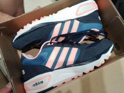 NOWE Adidas damskie CLOUDFOAM 8TIS W AQ1516 r. 38