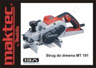 Strug do drewna Maktec MT111KX 750W  by Makita