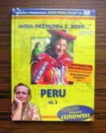 PRZYGODA Z BOSO CEJROWSKI PERU CZ.2 DVD FOLIA