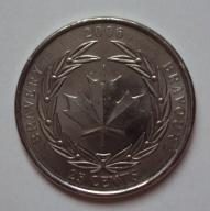 1/4 $.CANADA 2006r.