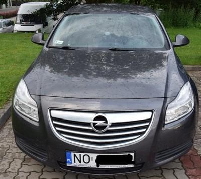 Opel Insignia Benzyna Lpg Stan Bardzo Dobry 6961276232 Oficjalne Archiwum Allegro