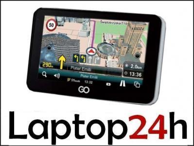 Nawigacja GPS GOCLEVER 5' GC-5070 PL MAPA POLSKI