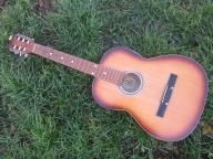 Gitara klasyczna lutnicza DEFIL okazja 3066/17
