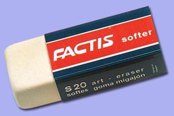 Gumka do mazania Factis S-20