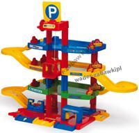 Zabawki Wader Wader Garaż 4 Poziomy 50450 2598378723 Oficjalne