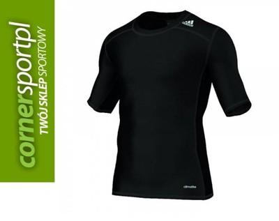 Koszulka ADIDAS Techfit Base czarna AJ4966 XL