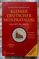 KATALOG MONET NIEMIECKICH od 1871 do 2011- NOWY