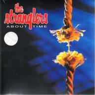 {{{ LP THE STRANGLERS - ABOUT TIME # KOLOR