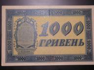 1000 chrywien 1918