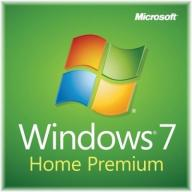 Windows 7 Home Premium 32/64 bit  OEM +ISO
