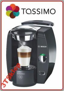 Ciśnienowy ekspres do kawy Tassimo BOSCH T42