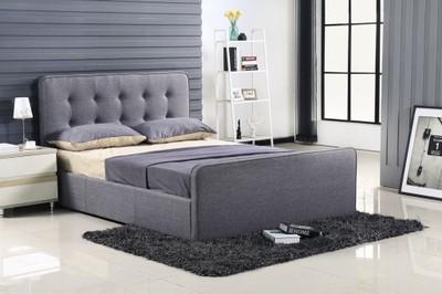łóżko Tapicerowane 140x200 Skandynawskie Molly 2 6913040349