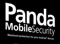 Panda Mobile Security dla android TELEFON TABLET