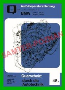 BMW 501 / BMW 502 (1952-1961) instrukcja napraw ...