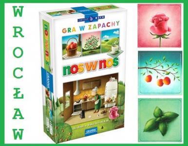Granna Nos W Nos Gra W Zapachy 3163782085 Oficjalne Archiwum Allegro