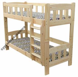 Idylla 90x200 łóżko Piętrowe Mega Potężne 100kg