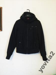 1aa88a70568956 kurtka nike czarna zima S XS sportowa ściągacze - 5176928879 ...