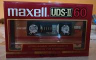 MAXELL UDS II 60 1985r.!