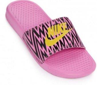 d3ec8c06b1a89c Nike Benassi, klapki kąpielowe damskie. - 6229694787 - oficjalne ...