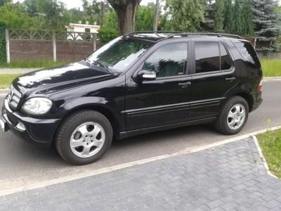 Mercedes Ml 270 Manual 7 Osobowy 2003 6881545246 Oficjalne Archiwum Allegro