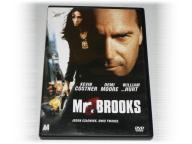DVD - MR. BROOKS (2007) - K.Costner polski lektor
