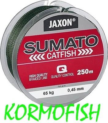PLECIONKA JAXON SUMATO CAT FISH 0,50mm / 250m