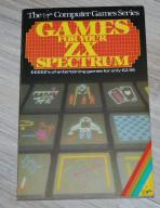 KSIĄŻKA 'GAMES FOR YOUR ZX SPECTRUM' 127 str.EN